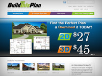 Build This Plan website