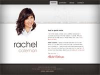 Rachel Coleman website
