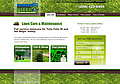 Forever Green's lawn care website
